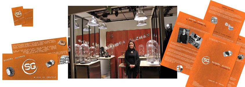 Sandra Guzman - Communication Visuelle par Impactea Concept